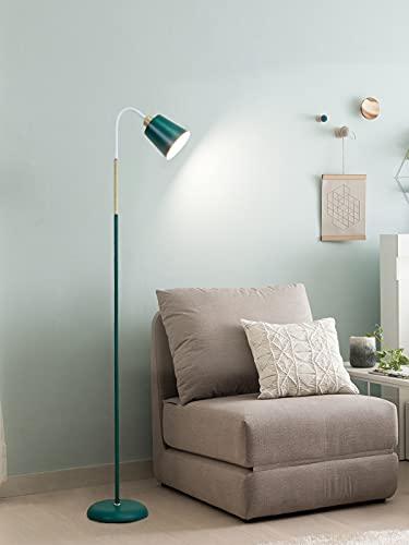 Anten Lámpara de pie para salón, casquillo E27, máx. 60 W, altura...