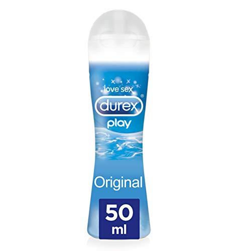 Durex Play Lubricante Base de Agua Original - 50 ml