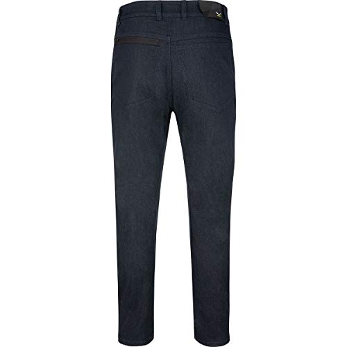 Salewa Herren Agner Denim Hose, Light Blue Jeans, L