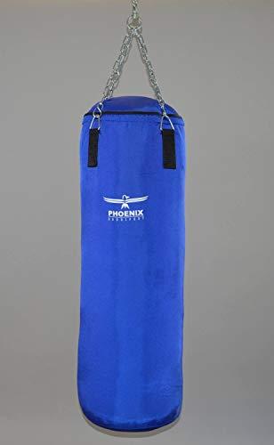 Phoenix Boxsack Gefüllt Nylon Blau 80cm