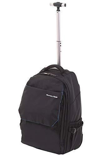 2WAY キャリーバッグ × リュック 汚れ防止カバー ベルト収納 機内持ち込み トロリーバッグ 軽量 ビジネスバッグ 通勤 旅行カバン メンズ レディース 黒 Sサイズ