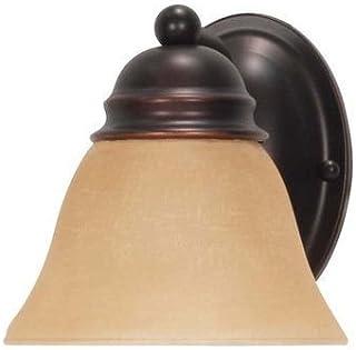 "Nuvo Lighting 60/3125 Mahogany Bronze Single Light Reversible Lighting 6.25"" ;#G344T3486G 34BG82G435271"