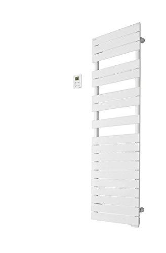 500 W blanco Toallero de barra redonda seca soplador 1000 W programable calentador