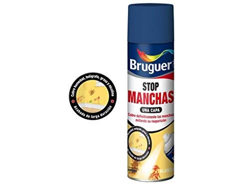 BRUGUER Spray Stop Manchas 500 ML, Blanco