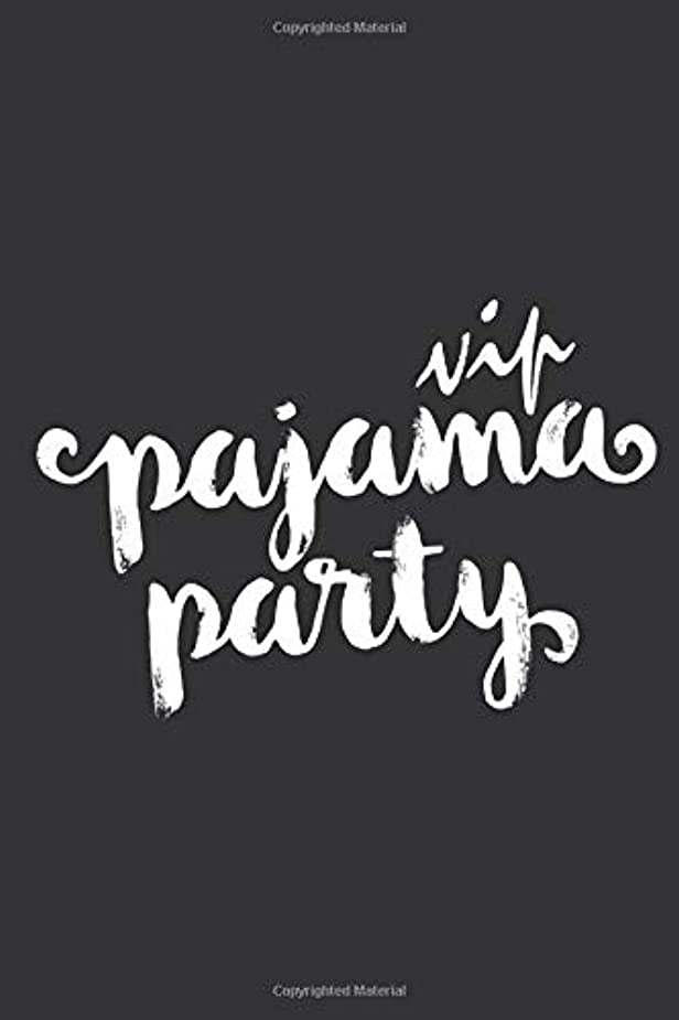 活気づく巧みな記事Notebook: Pajama Party VIP Funny & Cute Sleepover Journal & Doodle Diary; 120 Squared Grid Pages for Writing and Drawing - 6x9 in.