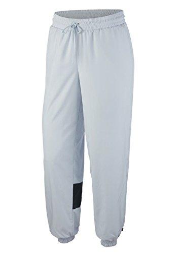 Nike Damen Sportswear Hose (Pure Platinum/Black, M)