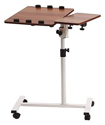 Beistelltisch Einzigartiger C-förmiger Nachttisch Verstellbare Schreibtische Laptop-Schreibtisch Laptop-ständer Bett Mit Lazy Table Multifunktions-nachttisch Tablett-betttisch Bewegliches Heben