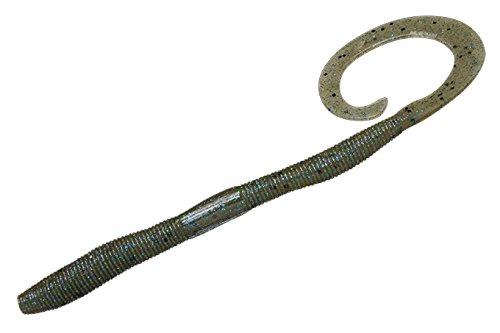 JACKALL(ジャッカル) ワーム フリックカーリー 4.8インチ グリパンゴビー