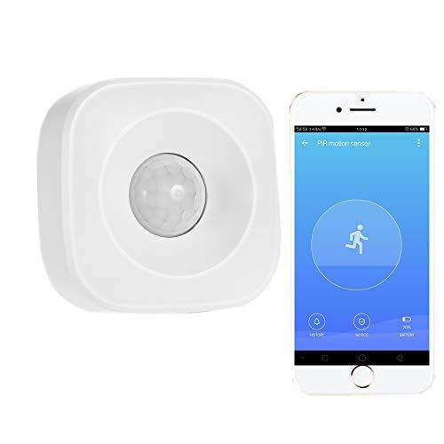 Wireless WiFi Smart Home Inpassive PIR detector de movimiento por infrarrojos sensor de seguridad ant