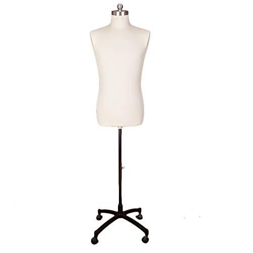 profesional ranking Maniquí de costura busto de confección muñeca de costura masculina grande, forma de vestido … elección