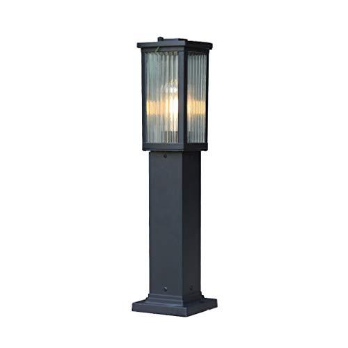 Pointhx - Lámpara de pie para jardín o exterior