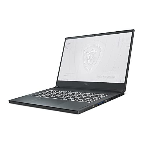 MSI WS66 11UM FHD Mobile Workstation Intel Core i9-11900H Quadro RTX A5000 64GB RAM 1TB NVME SSD WIN10 Pro TPM2.0 Fingerprint 3 Year onsite Warranty