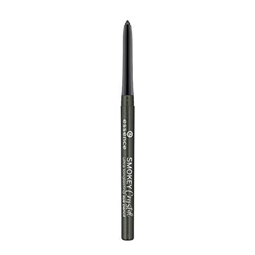 essence - Eyeliner - smokey crystal ultra longlasting eye pencil - 03 emerald