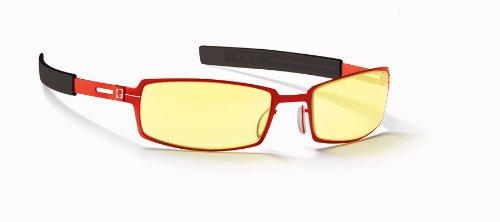 Gafas de seguridad con cristales amarillos
