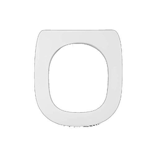Copriwater dedicato per Serie Cinquecento 500 Pozzi Ginori in Resina Poliestere colata Bianco Lucido - Coperchio Sedile tavoletta per WC - Massima qualita' Garantita