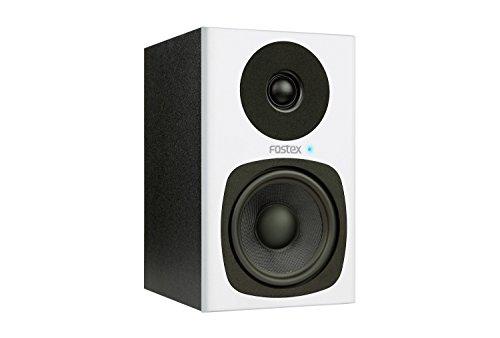 Fostex pm0.4cw Monitor-Studio, 25und 16Watt, weiß