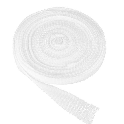 Vendaje de malla elástica vendaje de gasa tubular transpirable vendaje de apoyo extensible vendaje fijo para la retención del vendaje
