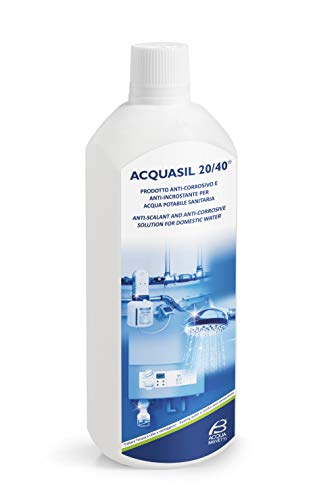 AcquaSIL 20/40® Anticorrosivo antincrostante per MiniDOS e BravaDOS