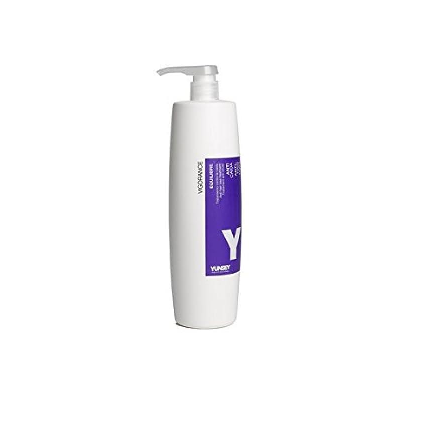 成熟した光沢入手しますユンセイ - 毛髪活性シャンプー1000ml(33.8oz)/(スペイン)YUNSEY VIGORANCE EQUILIBRE ANTI HAIR LOSS SHAMPOO [並行輸入品]