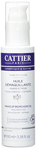 Cattier Aceite desmaquillador Pureté Divine - 100 ml