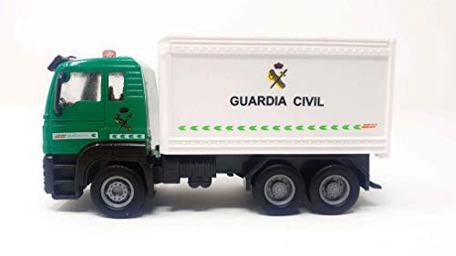 PLAYJOCS Camión Guardia Civil GT-3544