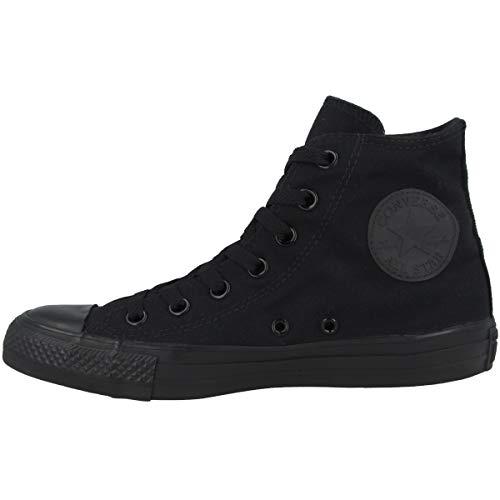 Converse Schuhe Chuck Taylor all Star Hi Black monochrom (M3310C) 36,5 Schwarz