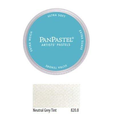 Pan pastel neutrale grijze tint No. 8