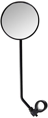 Prophete Fahrradspiegel für Lenker Außenbefestigung rechts und links, schwarz, 5220
