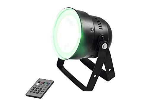 Eurolite 41607215 LED Par-56 Cob Rgb 25 W Sw