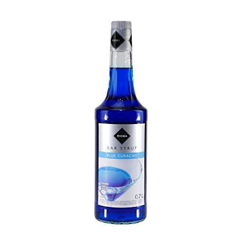 Rioba Blue Curacao Bar-Syrup