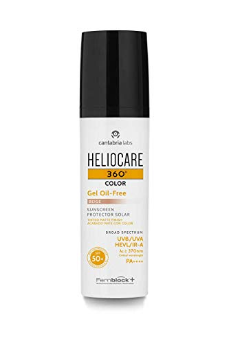 Heliocare Heliocare 360 Color Gel Oil Free Beige 50Ml