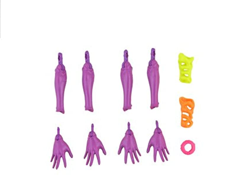 Monster High Great Scarrier Reef Down Under Ghouls Kala Mer'ri Doll - Replacement Arms and Hands DHB49