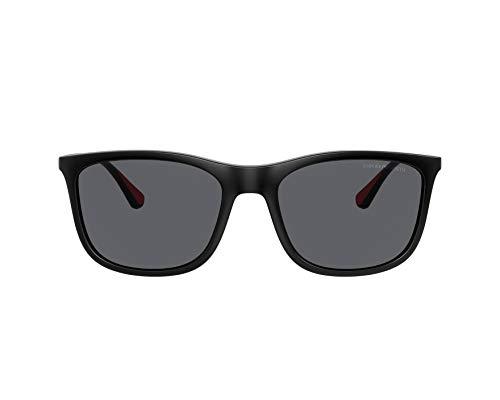 Emporio Armani Gafas de Sol EA 4155 Matte Black/Grey 57/19/145 hombre