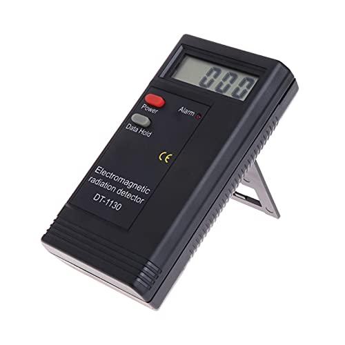 liuchenmaoyi FEM Meter Elektromagnetischer Strahlungsdetektor. LCD Digital EMF Meter Dosimeter-Tester DT1130 FEM-Schutz