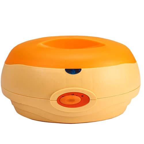 Nrpfell Terapia de Calor de Parafina Manual Ba?O de Cera Calentador de Ollas SalóN de Belleza Spa Calentador de Cera Sistema de Equipo Eu Enchufe
