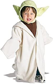 Morris Costumes Ru11613T Costumes/Childrens/Toddlers Yoda Toddler 12-24 Month(s)