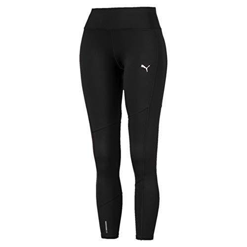 PUMA Damen Always On Solid 7/8 Tight Leggings, Black, L