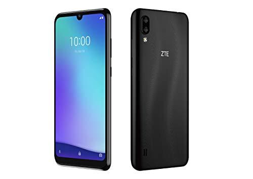 ZTE Blade A5 (2020) (15.46 cm (6 Zoll) HD+ Display, 32GB interner Speicher und 2GB RAM, 13MP+2MP Hauptkamera, 5MP Frontkamera, Android) Schwarz