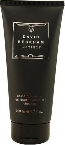 David Beckham Instinct Hair & Body Wash, 1er Pack (1 x 200 ml)