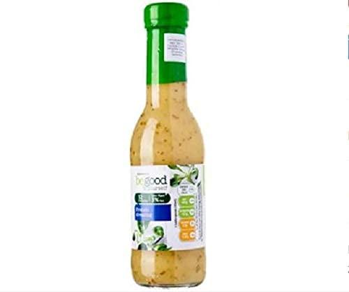 Sainsbury's French Dressing Be Good To Yourself 250 ml - Condimento fatto con aceto di vino bianco, senape di Digione e senape integrale
