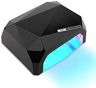 UV LED Nail Lamp, Aibay Nail Dryer Curing LED Gel Nail Polish Light,Professional for Nail Art at Home and Salon