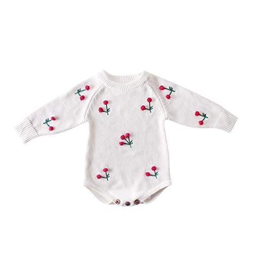 Voberry- Combinaison bébé La Mode Combinaison Barboteuse siamoise pour Tout-Petits Mode bébé Barboteuses Combinaison Infantile vêtements pour Tout-Petits