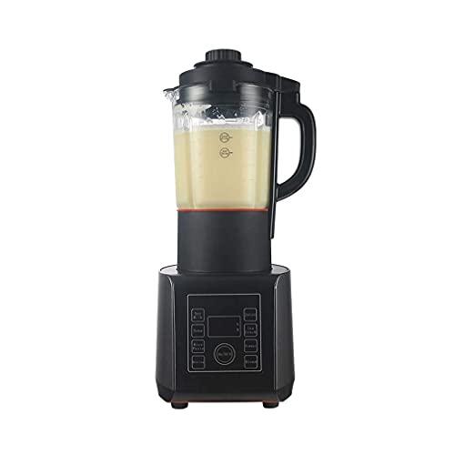Professional Countertop Blender, Blenders for Kitchen Food Processor Kitchen Blender Food Mixer 2200W Smoothie Maker 2000Ml Multifunctional Blender for Smoothies And Milkshakes,Black