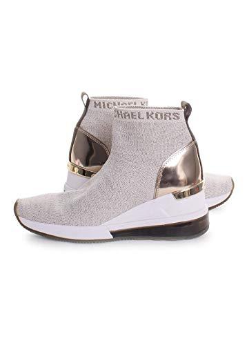 Zapatos de Mujer Zapatilla Skyler Negra Michael Kors FW2020