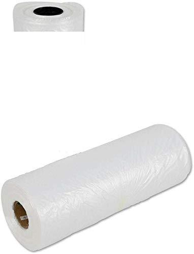 "Am-Ink Air Pillow Cushion Bubble Maker Wrap Film 1/2"" Big Air Bubble Width 12 Inch x Length 350 Ft, Clear Air Bubble Bags Wrap Packing Roll"