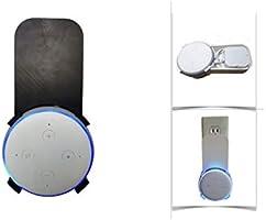 Suporte Apoio Stand De Tomada Amazon Alexa Echo Dot 3 (PRETO)