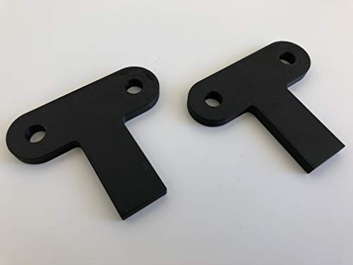 3d print IKEA Galant 111315 - Conector T para Escritorio (2 ...