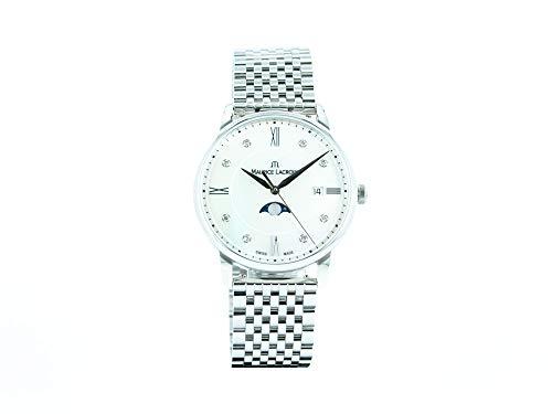 MAURICE LACROIX Schweizer Uhr Eliros Moonphase EL1096-SS002-170-1