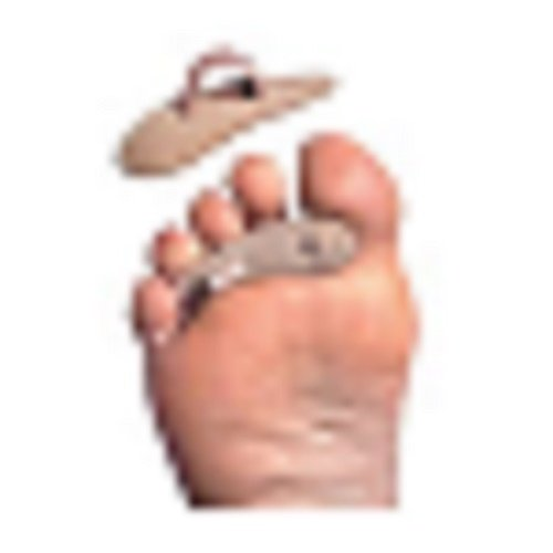 Pedifix Hammer Toe Crests Deluxe Left/medium - Model 8154A-M-L - Pkg of 3