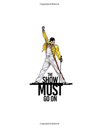 The show must go on: Freddie Mercury and Queen planner for 2019 and bohemian rhapsody fans